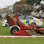 mower tragedy